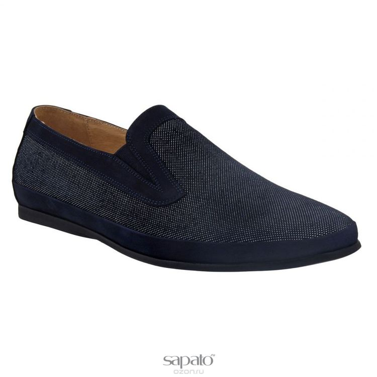 Туфли Vitacci Туфли мужские. M1359 синие