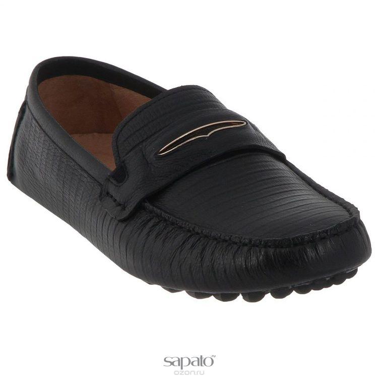 Мокасины Vitacci Мокасины мужские. M13744 чёрные