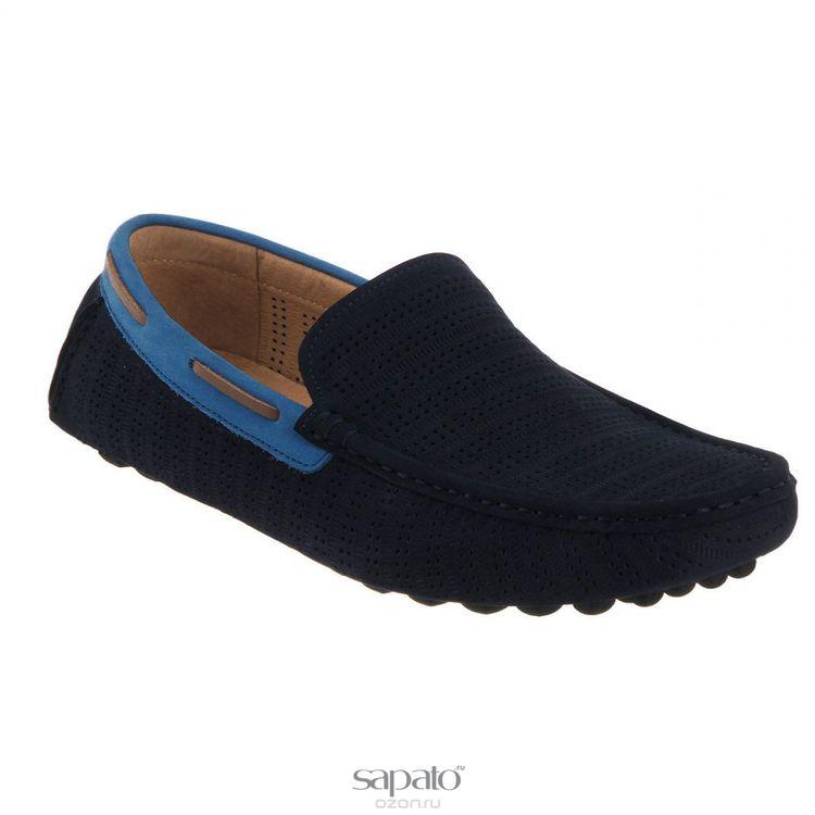 Мокасины Vitacci Мокасины мужские. M1374 синие