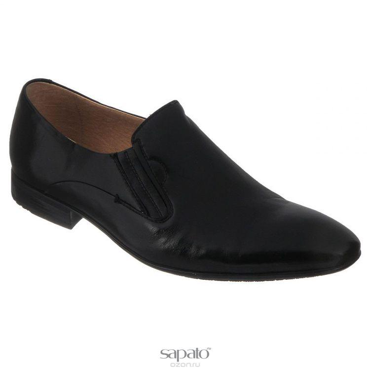 Туфли Vitacci Туфли мужские. M171019 чёрные