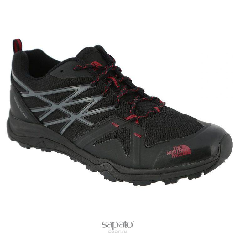 Кроссовки The North Face Кроссовки мужские для бега Hedgehog Fastpack Lite. T0CCF4KX9 чёрные