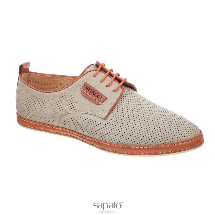 Туфли Vitacci Туфли мужские. M15031*/M17955 коричневые