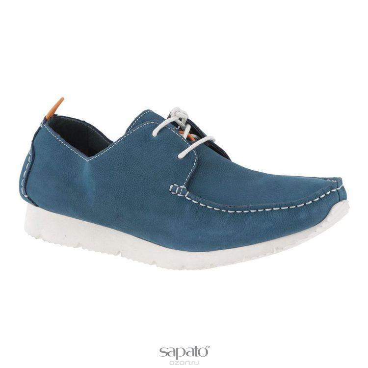 Мокасины Vitacci Мокасины мужские. M1353 синие
