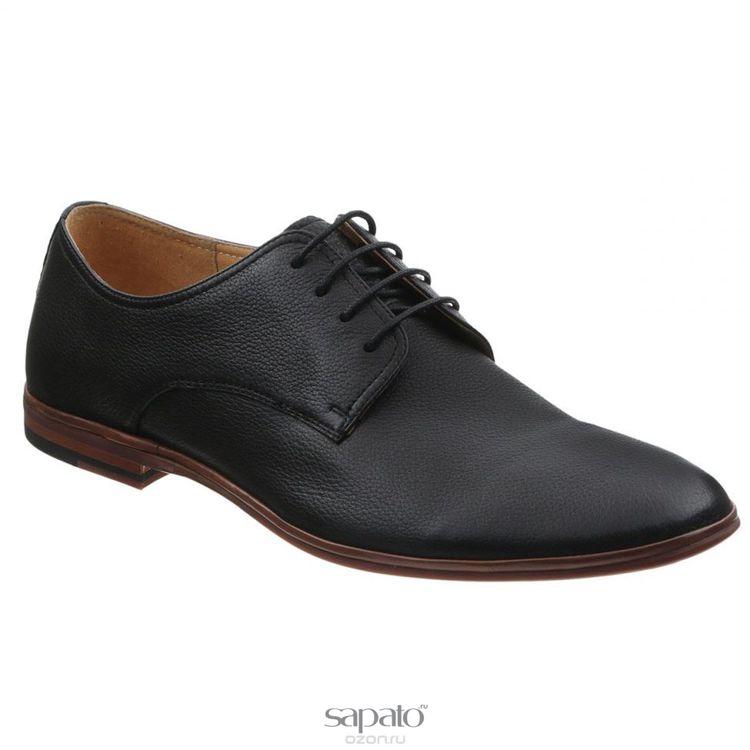 Туфли Vitacci Туфли мужские. M171094 чёрные