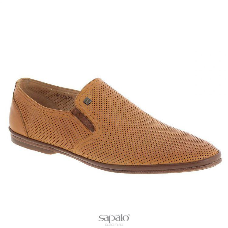Туфли Vitacci Туфли мужские. M1367 коричневые