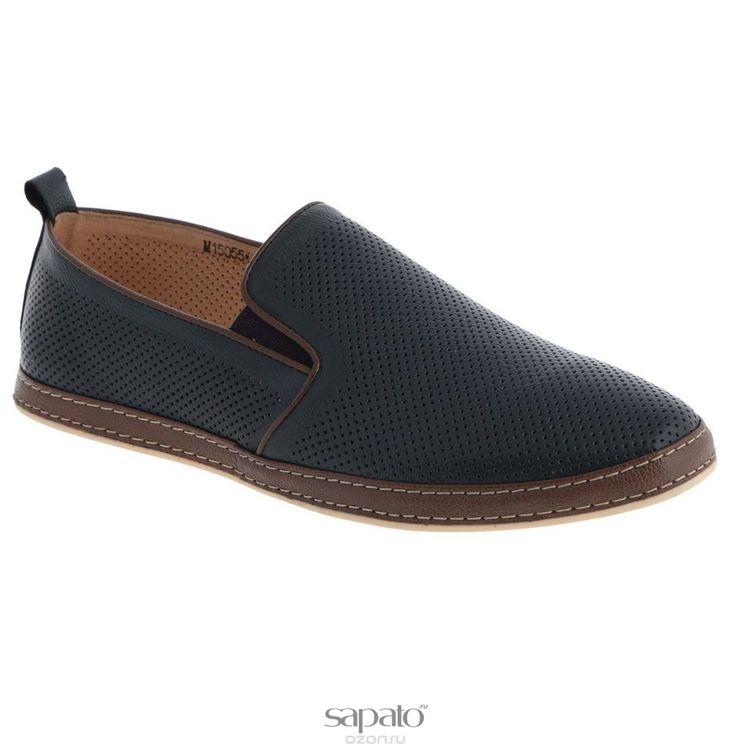 Туфли Vitacci Туфли мужские. M15055* синие