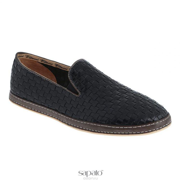 Туфли Vitacci Туфли мужские. M1796 коричневые