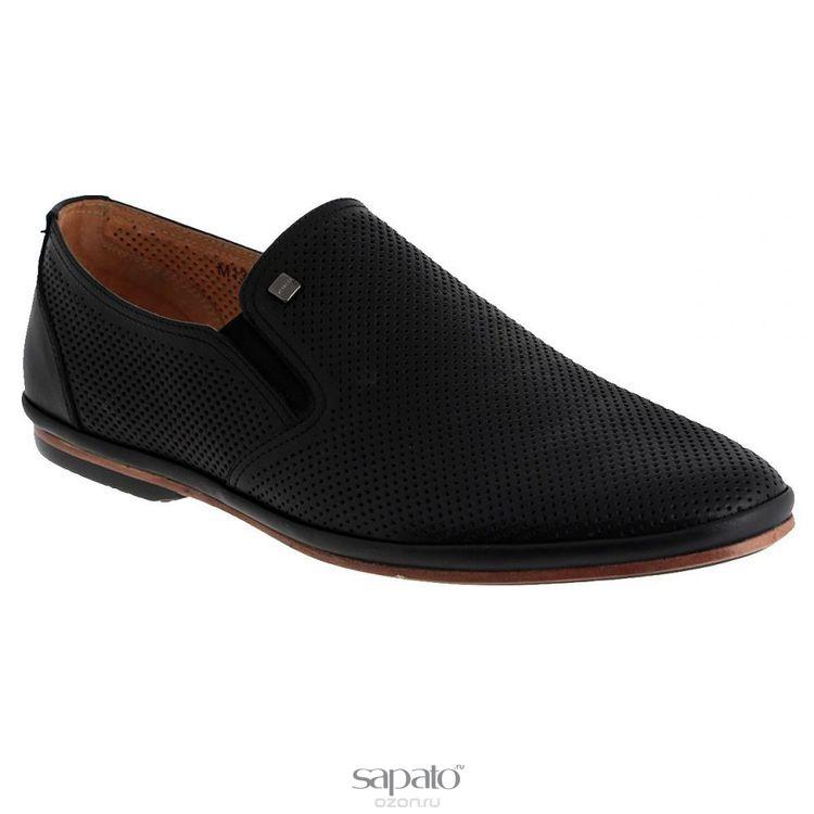 Туфли Vitacci Туфли мужские. M1367 чёрные