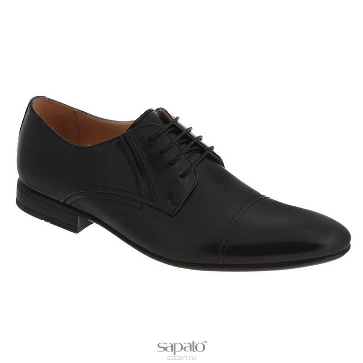 Туфли Vitacci Туфли мужские. M17937 чёрные