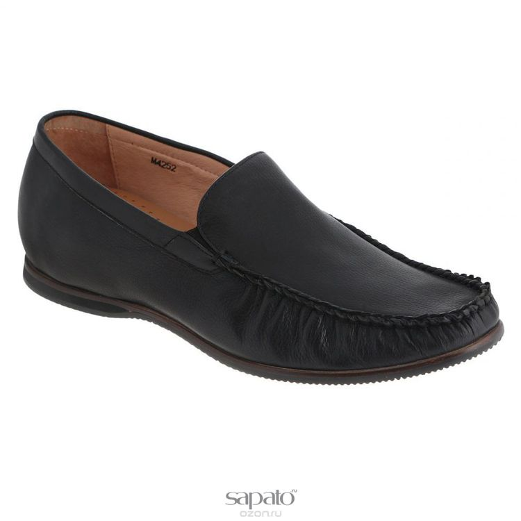 Туфли Vitacci Туфли мужские. M4252 чёрные