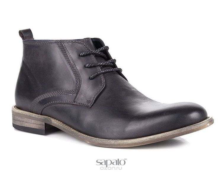Ботинки Steve Madden Ботинки муж. BORO чёрные