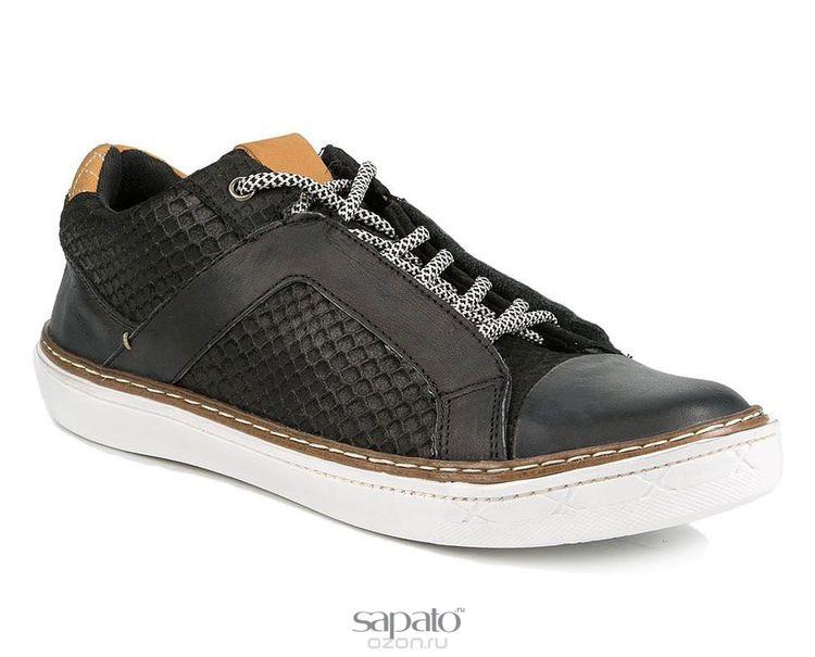 Ботинки Steve Madden Ботинки муж. BROOZER чёрные
