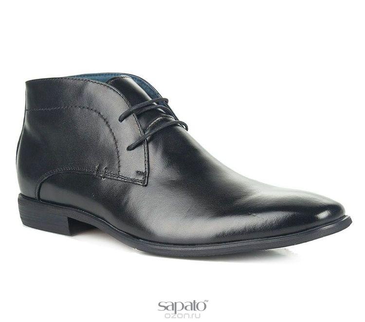 Ботинки Steve Madden Ботинки муж. DISICK чёрные