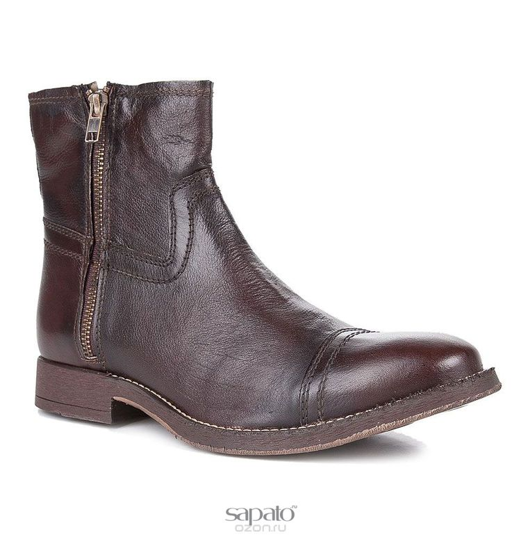 Ботинки Steve Madden Ботинки муж. FORZA коричневые