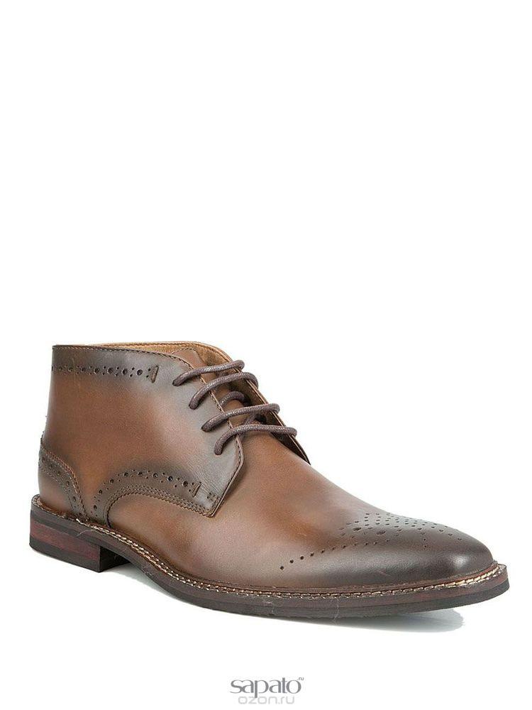 Ботинки Steve Madden Ботинки муж. MANIAA коричневые
