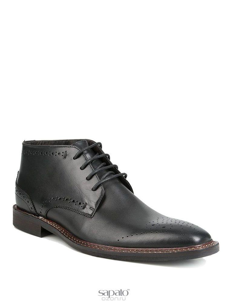 Ботинки Steve Madden Ботинки муж. MANIAA чёрные