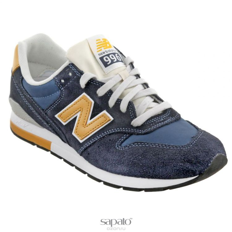 Кроссовки New Balance Кроссовки мужские. MRL996FF/D синие