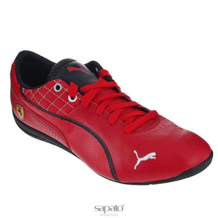 Кроссовки Puma Кроссовки мужские Drift Cat 6 SF Flash красные