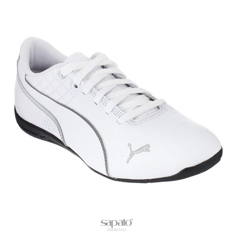 Кроссовки Puma Кроссовки мужские Drift Cat 6 Tech белые