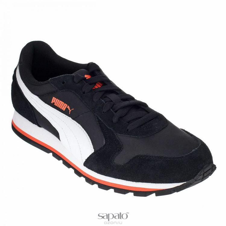 Кроссовки Puma Кроссовки мужские ST Runner NL чёрные