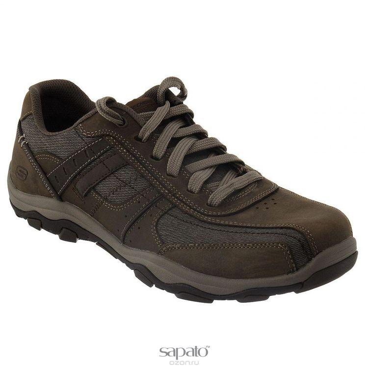 Кроссовки Skechers Кроссовки мужские Galven Twelve Man коричневые