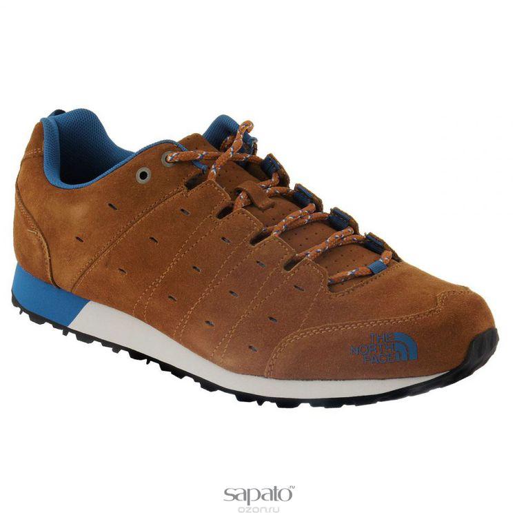 Кроссовки The North Face Кроссовки мужские Hedgehog Retro Sneaker. T0CCE6ANU синие