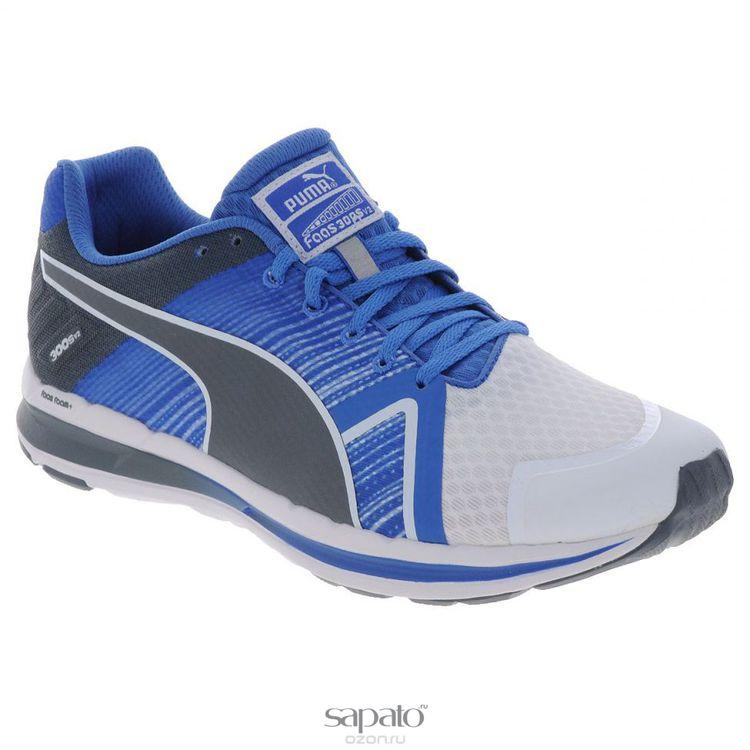 Кроссовки Puma Кроссовки мужские для бега Faas 300 S V2 синие