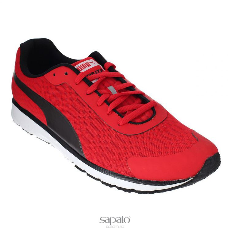 Кроссовки Puma Кроссовки мужские для бега Narita V3 Speed красные
