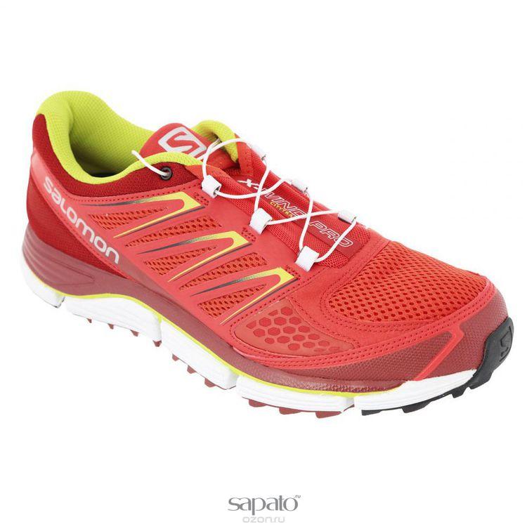 Кроссовки Salomon Кроссовки мужские для бега X-Wind Pro жёлтые