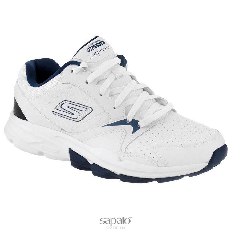 Кроссовки Skechers Кроссовки мужские для бега Go Train Supreme синие