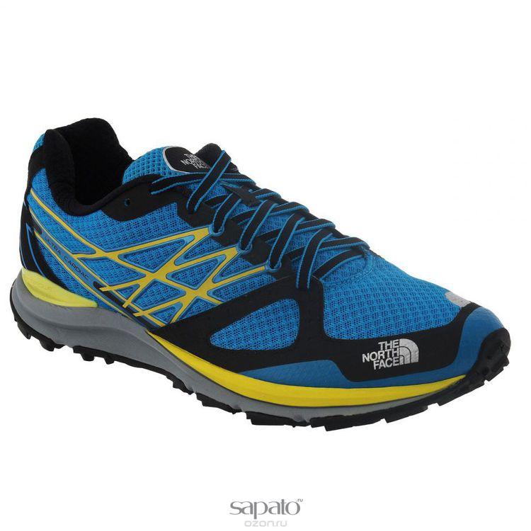Кроссовки The North Face Кроссовки мужские для бега Ultra Cardiac. T0CCN6Z3D голубые