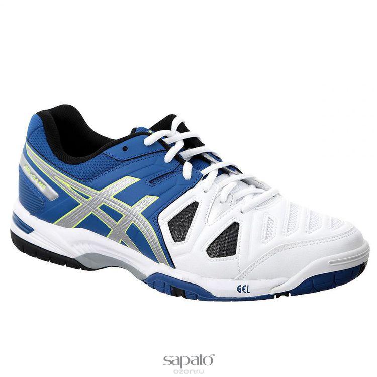 Кроссовки Asics Кроссовки мужские для тенниса Gel-Game 5 синие