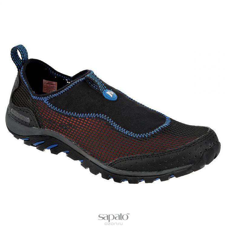 Кроссовки Merrell Кроссовки мужские трекинговые Coastrider Moc. 23070 синие