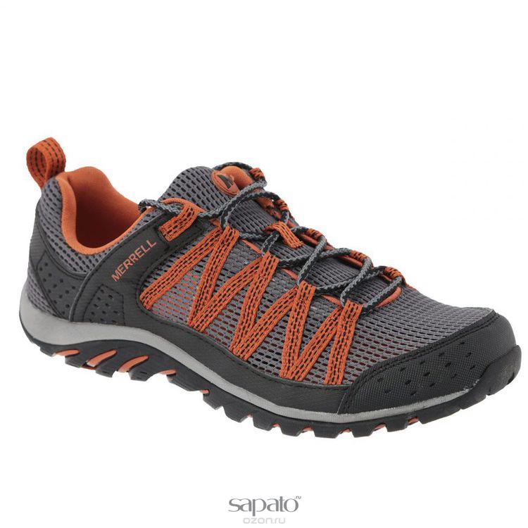 Кроссовки Merrell Кроссовки мужские трекинговые Coastrider. 210935C оранжевые
