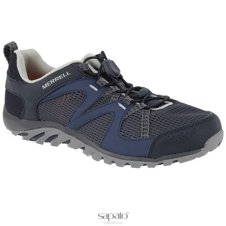 Кроссовки Merrell Кроссовки мужские трекинговые Fenland Stretch. 226545C/223193C синие