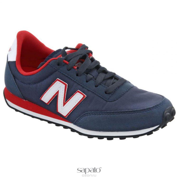 Кроссовки New Balance Кроссовки унисекс. U410MNWN/D синие