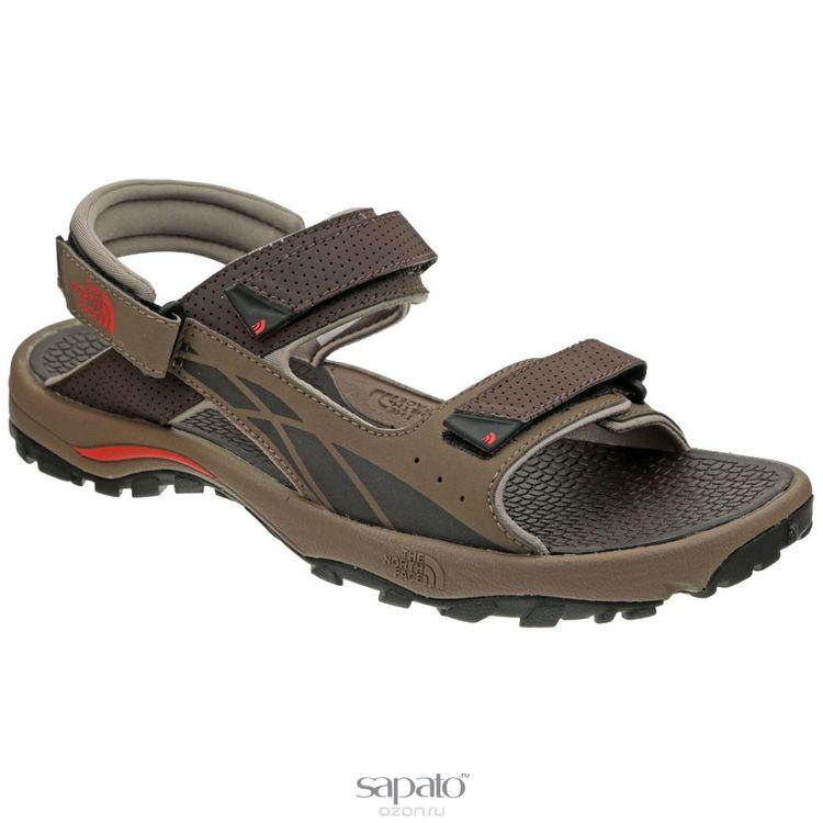 Сандалии The North Face Сандалии мужские Storm Sandal. T0CCD5B9V коричневые