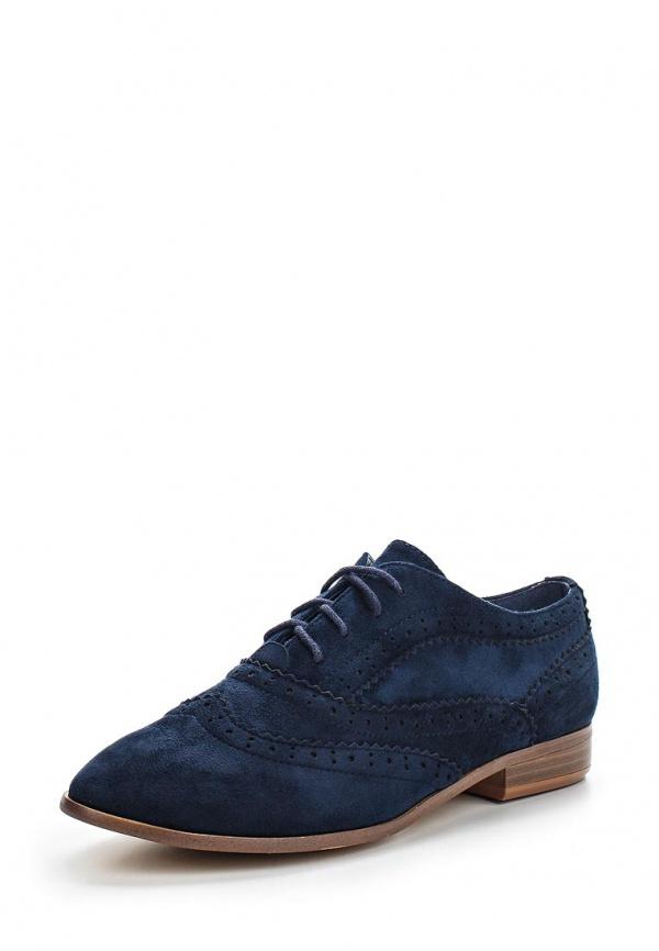 Ботинки Incity 11206700191/194024 синие