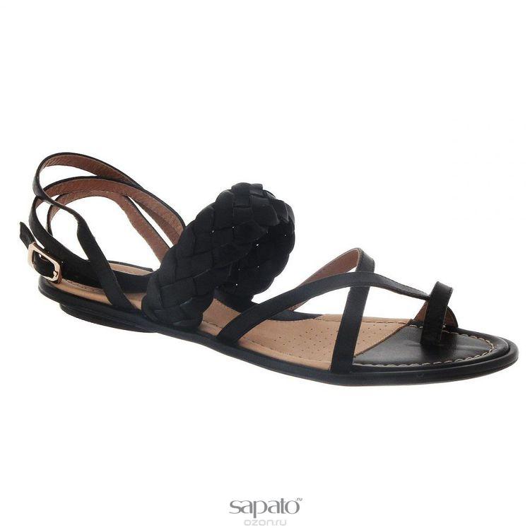 Сандалии Vitacci Сандалии женские. 5147 чёрные