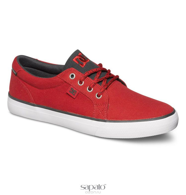 Кеды DC Shoes Кеды муж. 320305-XRKW красные