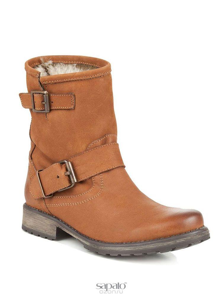 Ботинки Steve Madden Ботинки жен. FURKY-F коричневые