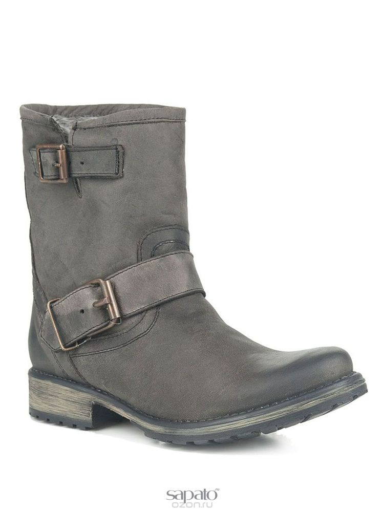 Ботинки Steve Madden Ботинки жен. FURKY-F чёрные