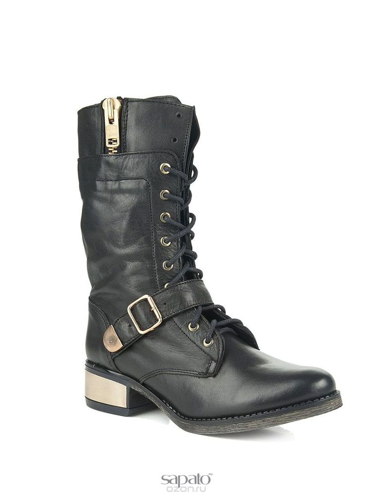 Ботинки Steve Madden Ботинки жен. LOLLLY чёрные