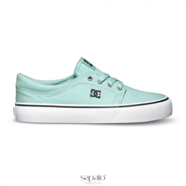 Кеды DC Shoes Кеды жен. TRASE TX зеленые