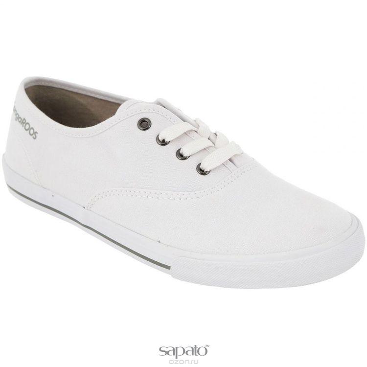 Кеды KangaRoos Кеды женские K Vulca 5080 белые