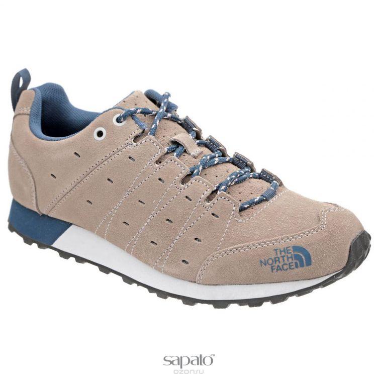 Кроссовки The North Face Кроссовки женские Hedgehog Retro Sneaker. T0CKK1ANX серые