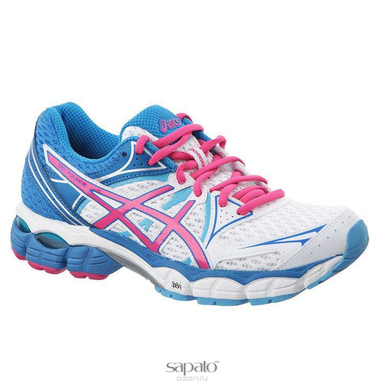 Кроссовки Asics Кроссовки женские для бега Gel-Pulse 6 голубые