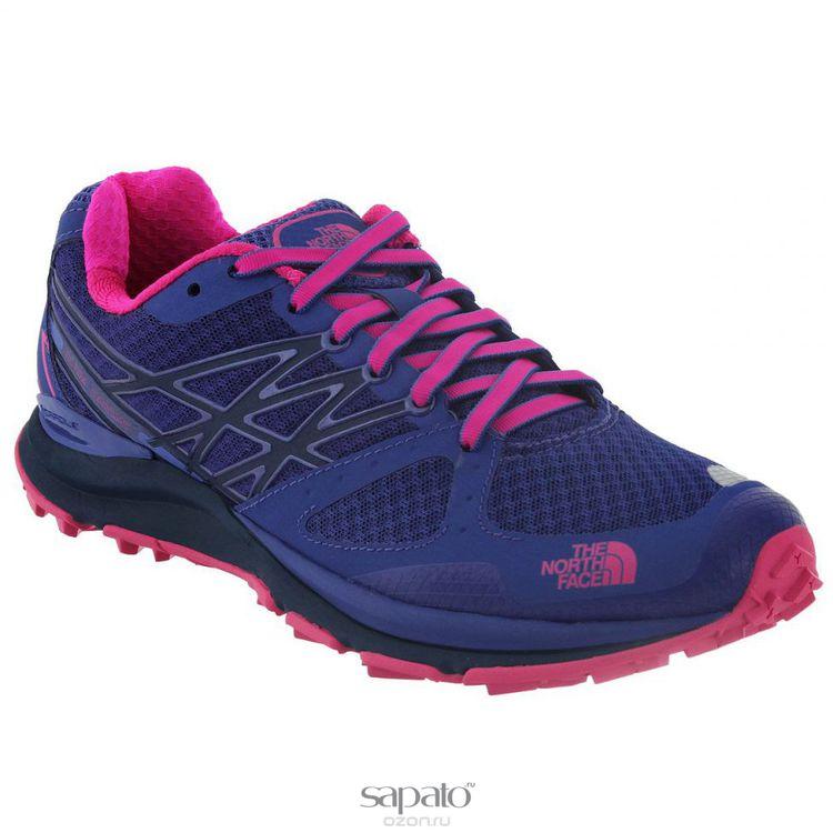 Кроссовки The North Face Кроссовки женские для бега Ultra Cardiac. T0CCP4ANV фиолетовые