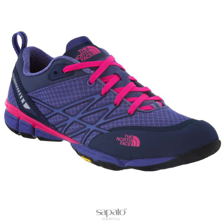 Кроссовки The North Face Кроссовки женские для бега Ultra Kilowatt. T0CCJ3ANV фиолетовые