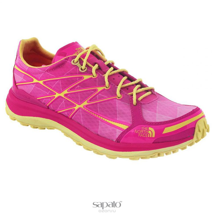 Кроссовки The North Face Кроссовки женские для бега Ultra TR II. T0CKM4AQK жёлтые